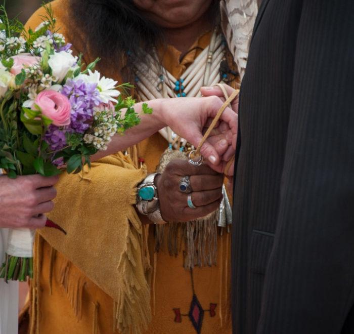 Свадьба в Седоне