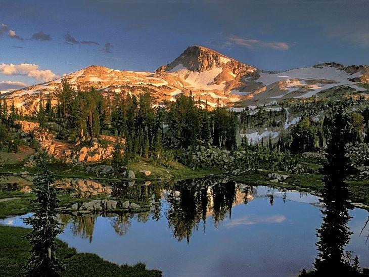 Красоты штата Орегон