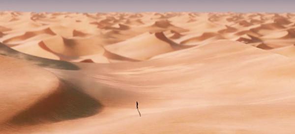 Песчаные дюны времени