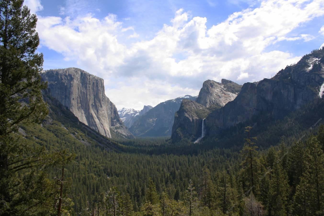 Тур в Йосемитский национальный парк