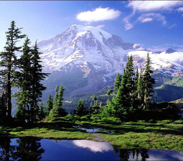 Природа штата Вашингтон