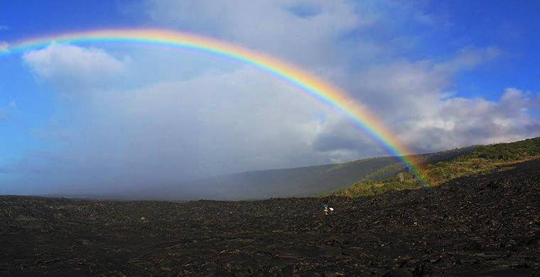 Как мы ходили за радугой