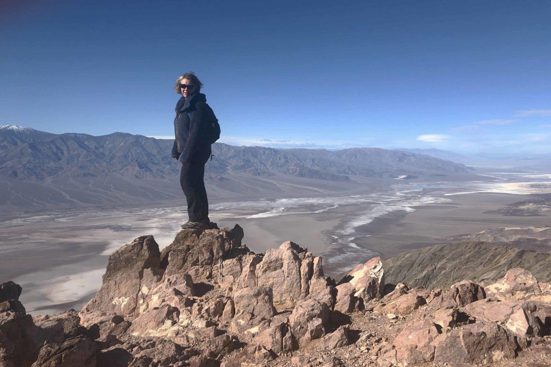 Тур в пустыню Долина Смерти
