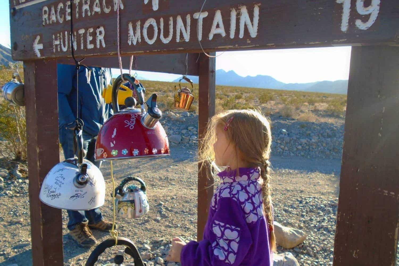 Путешествие в Долину Смерти для родителей и детей