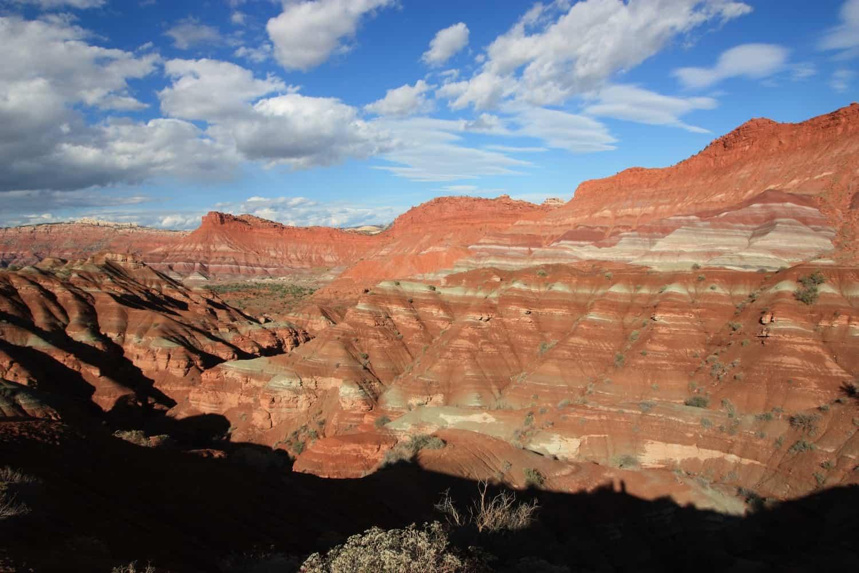 Escalante and Zion National Parks. Треккинг в не-туристических частях парков